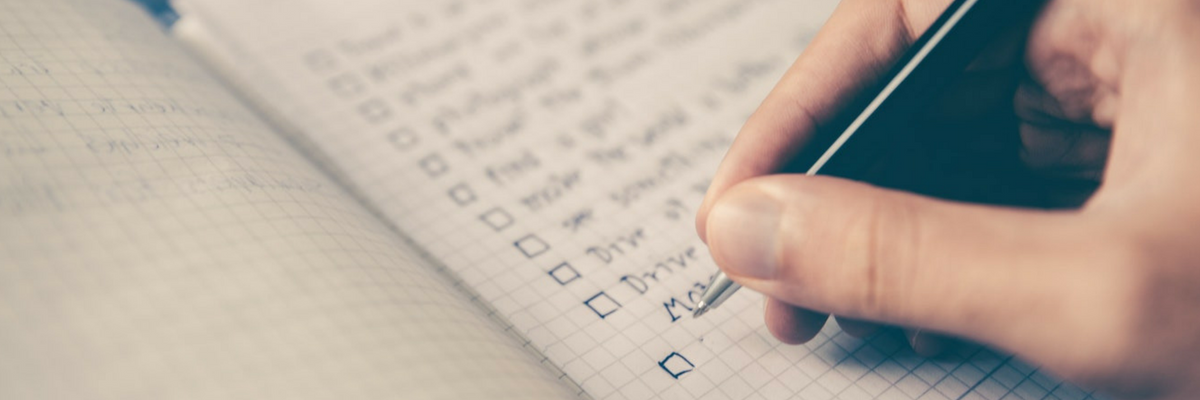 Content Strategy Checklist for Your Website Redesign Project