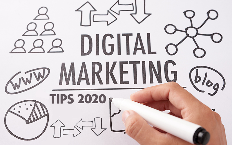 online marketing ideas for 2020