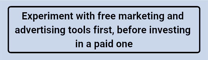 social media ad tip