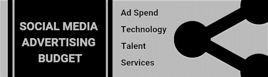 social media ad costs